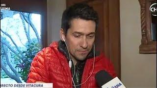 Rafa Araneda y su familia sufrieron violento asalto - La Mañana