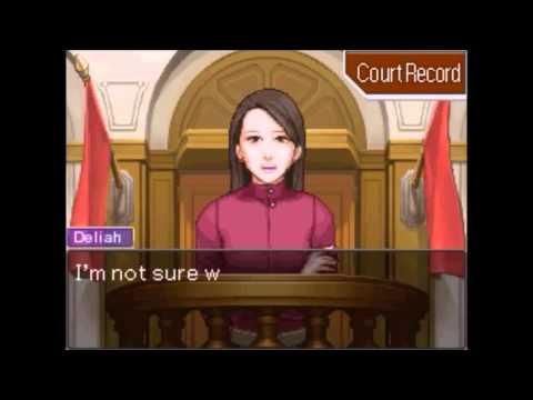 Let's Play Turnabout Curtain [BLIND] Part 11: What Are You Saying?