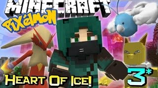 TEAM ROCKET! | Minecraft PIXELMON Heart Of Ice Adventure! Custom Map Ep 3