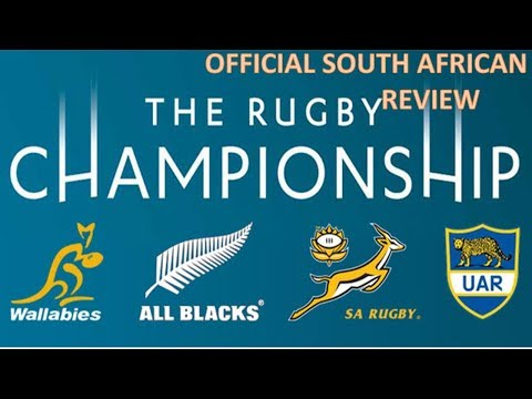 Rugby Championship 2017 Round 3 : Official South African REVIEW