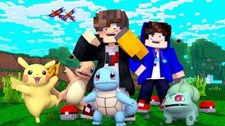 Minecraft: MUNDO L POKEMON - TODOS OS INICIAIS  - ‹ JUAUM › #67