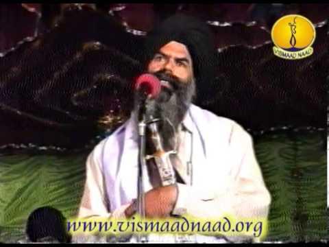 Singh Sahib Bhai Ranjit Singh (Jathedar Sri Akal Takhat Sahib) : Adutti Gurmat Sangeet Samellan 1996
