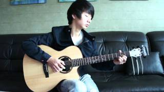 (Queen) Crazy_Little_Thing_Called_Love - Sungha Jung