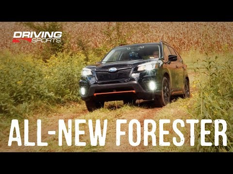 2019 Subaru Forester Sport Review