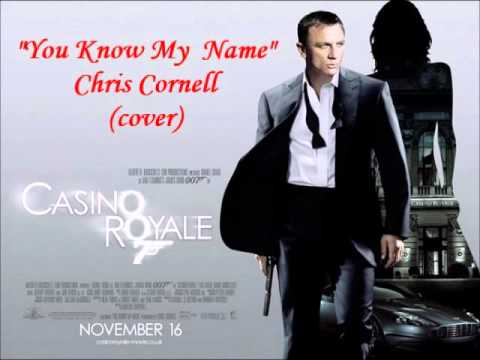 You Know My Name chris cornell cover (female vocal)