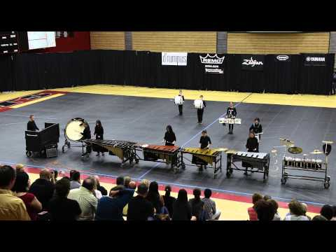 Fisher Middle School Winter Percussion At Logan HS NCPA V2