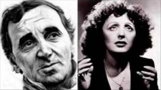 Besame Mucho - Dalida & Charles Aznavour.wmv