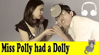 Repeat youtube video Miss Polly had a Dolly | Family Sing Along - Muffin Songs