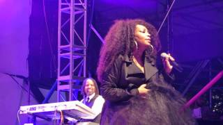 Jody Watley - Looking For a New Love - Midsummer Night Swing at Lincoln Center 6/25/15
