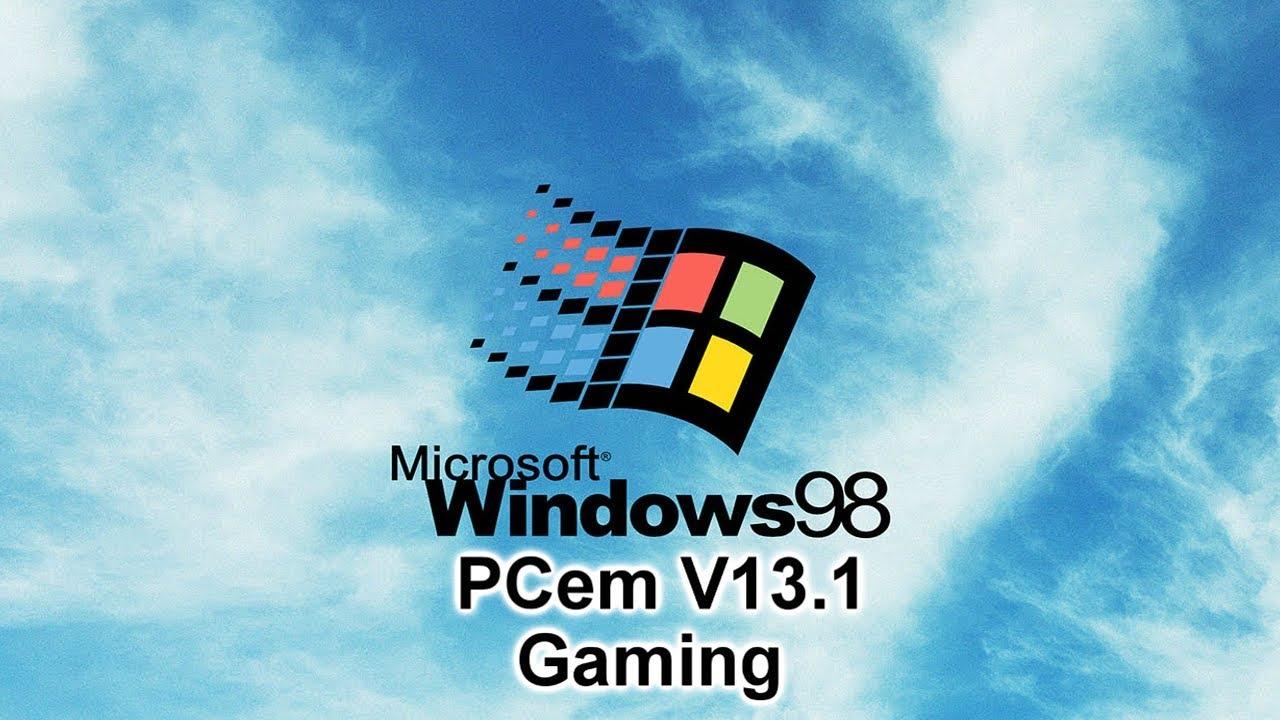 Windows 98 - PCem V13 1 Gaming