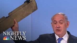 Iranian Foreign Minister Zarif on Israel We will act if necessary  NBC Nightly News
