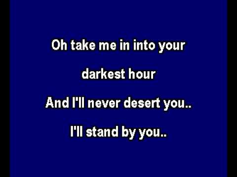 QH1006CU 11   Underwood, Carrie   I'll Stand By You