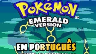 Tutorial de Como baixar pokemon emerald em português