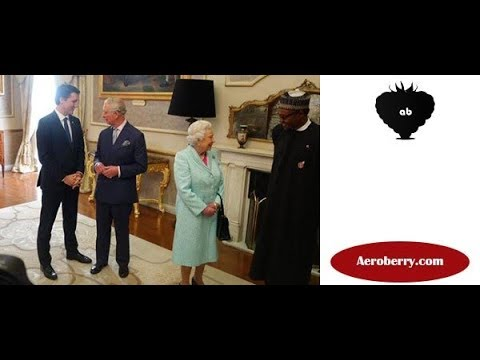 BIAFRA IS HERE: WHAT QUEEN OF ENGLAND TOLD BUHARI IN LONDON ABOUT BIAFRA (GOOD NEWS FOR BIAFRANS)