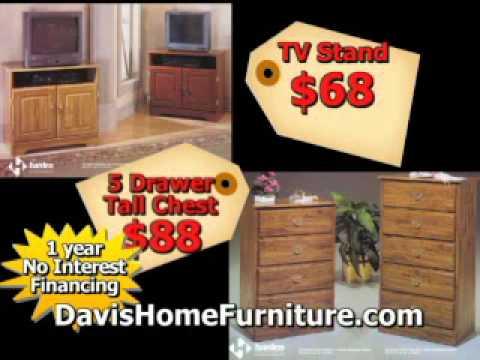 Davis Home Furniture - 100,00 SF MEGASTORE SALE