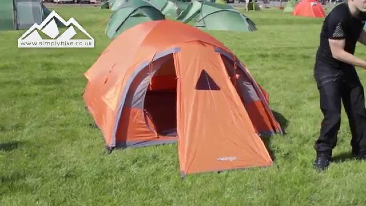 Vango Ostro 300 Tent - .simplyhike.co.uk & Vango Ostro 300 Tent - www.simplyhike.co.uk - YouTube