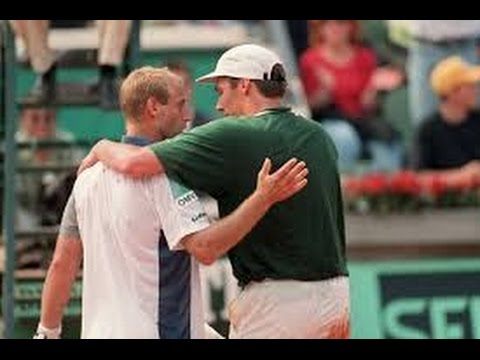 Thomas Muster - Michael Stich (1/8-Finale French Open 1996)