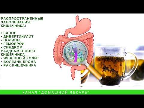 Очищение кишечника травами - Домашний лекарь - Выпуск №20