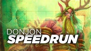 SpeedRun donjon en Druide Avec Torlk !