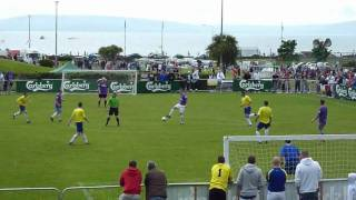 Bobbles Five - Salthill Fives 2010 - Last 16 Part 2