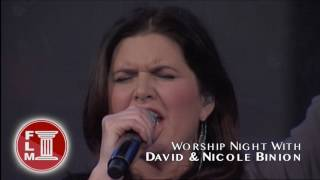 01/29/17 Sunday PM Worship Night with David & Nicole Binion