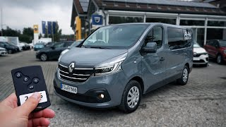 2020 Renault TRAFIC dCi 145 by CarReviews EU