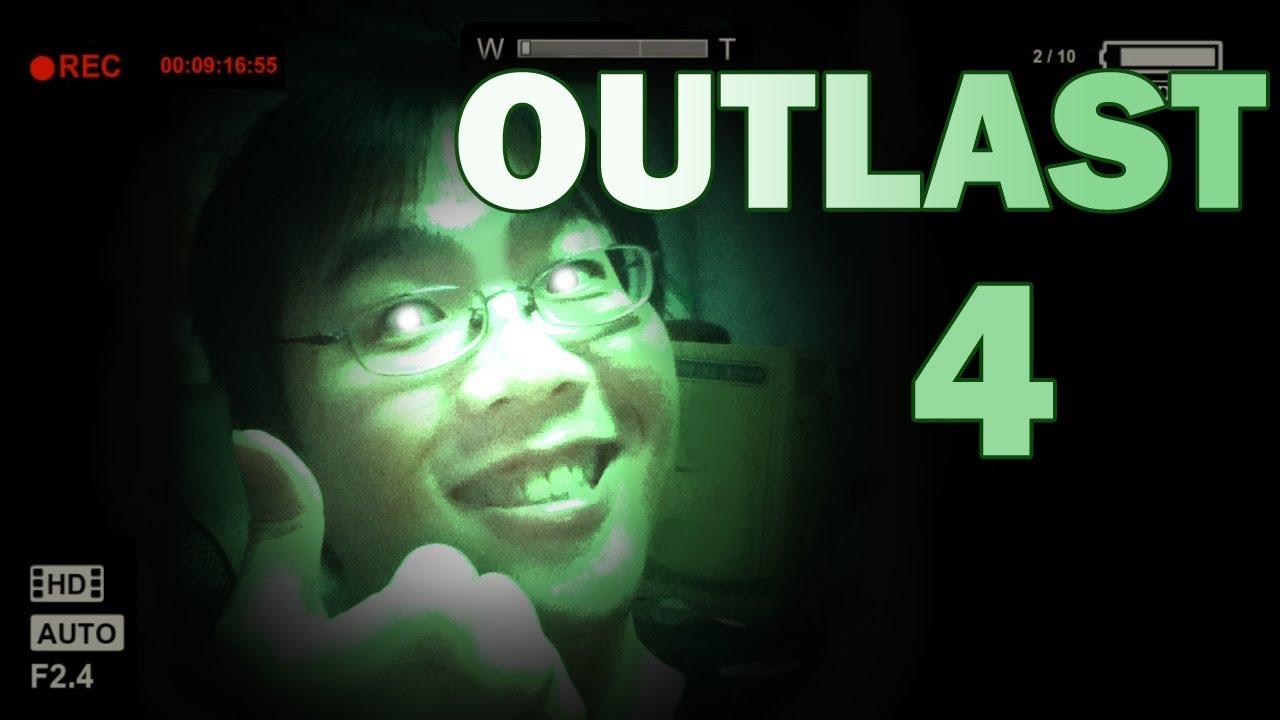 阿津 恐怖遊戲 絕命精神病院 Outlast(4) 逃離下水道 - YouTube