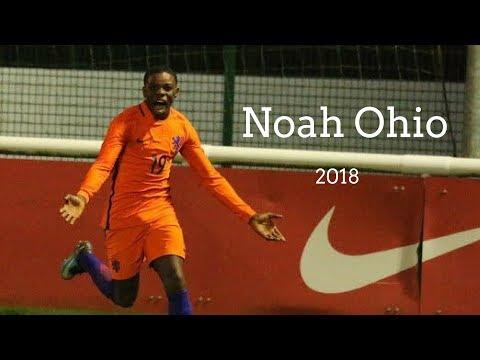 Noah Ohio - Goals & Assists - 2017/2018
