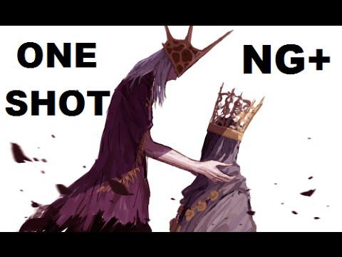 One Shot Build Dark Souls