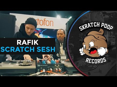 Rafik Scratch Session at Namm 2018 - Ft. Idea, Lok, N.O.S.
