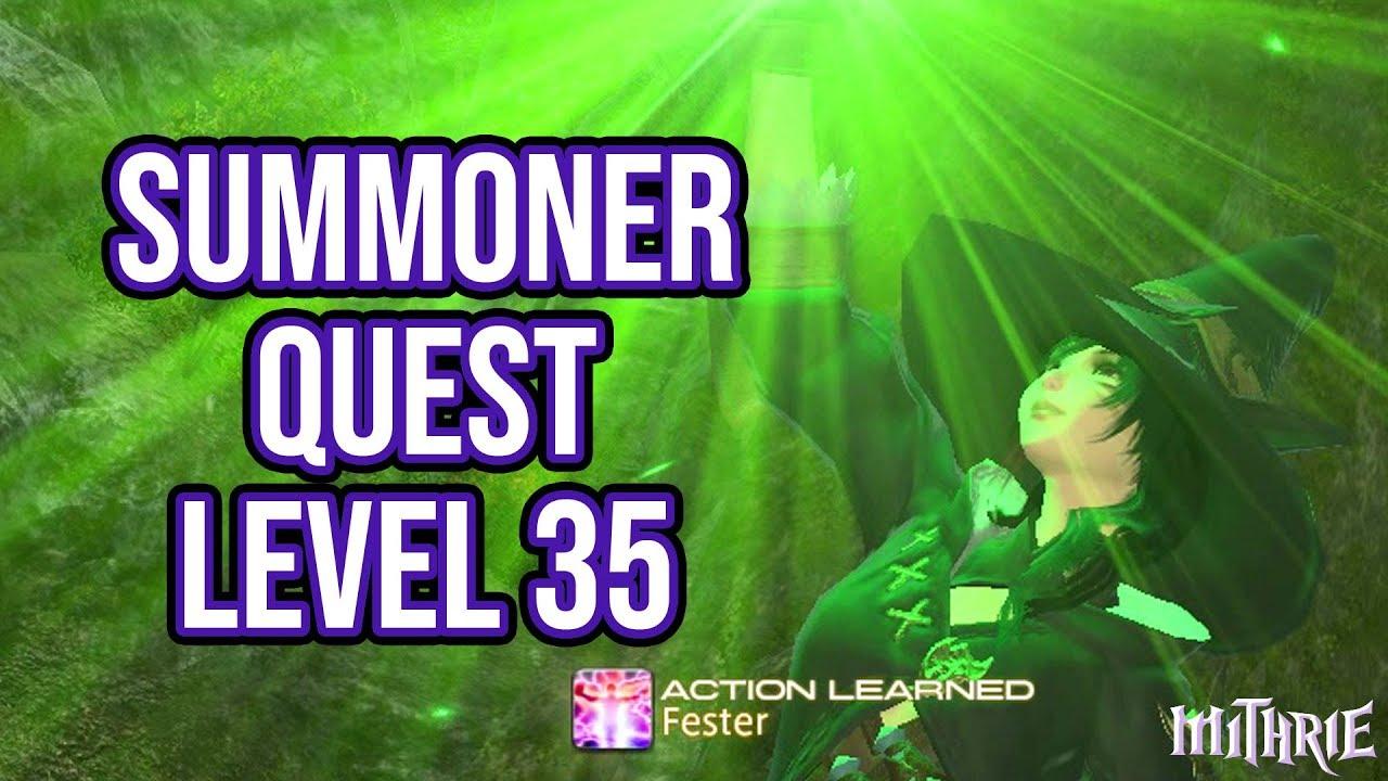 Summoners quest