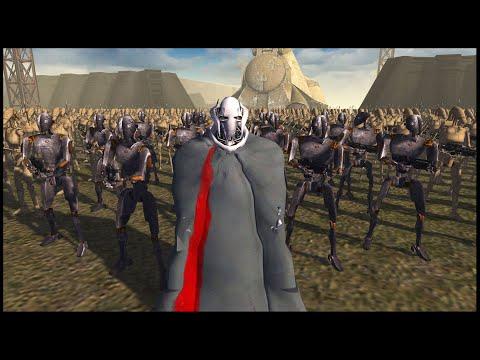 General Grievous Hunts Commander Wolffe - Star Wars: Daley Squad Origins 11