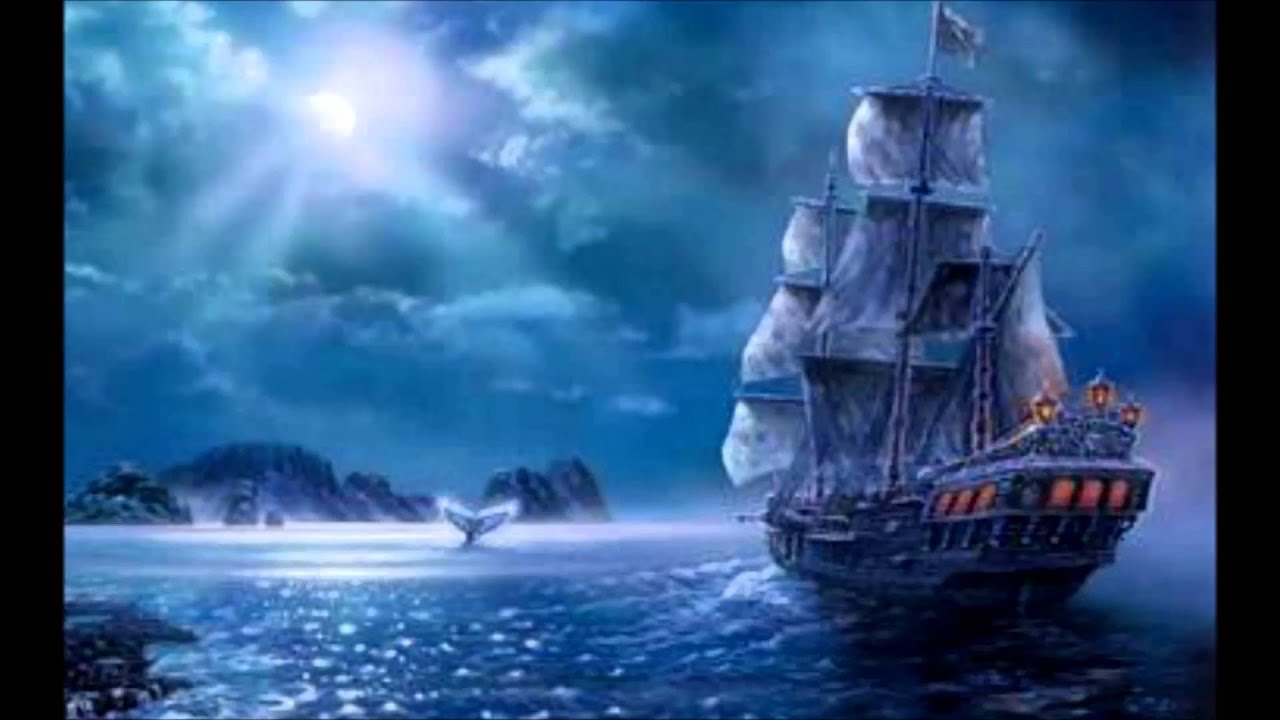 How To Make Anime Wallpaper Billy Vaughn Quot Sail Along Silvery Moon Quot A 241 O 1 958 Youtube