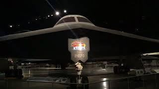 航空宇宙ファン必見、国立アメリカ空軍博物館