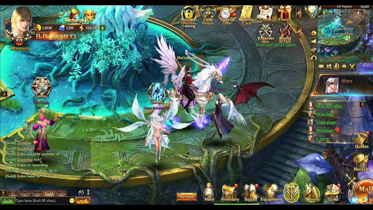 league of angels 2 free recharge