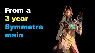 How to git gud at Symmetra 3.0