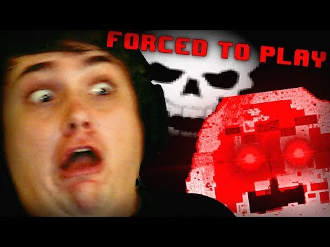 If You Don't Finish This Game....... YOU WILL DIE!! | Forced To Play