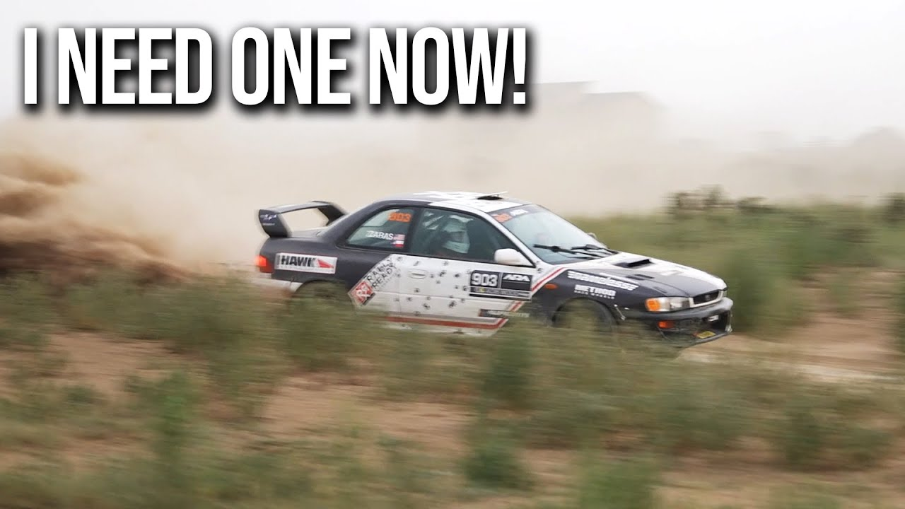Gridlife Day 2: Ripping Rally Cars!