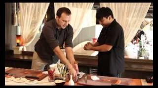 Мастер-класс по приготовлению суши и роллов