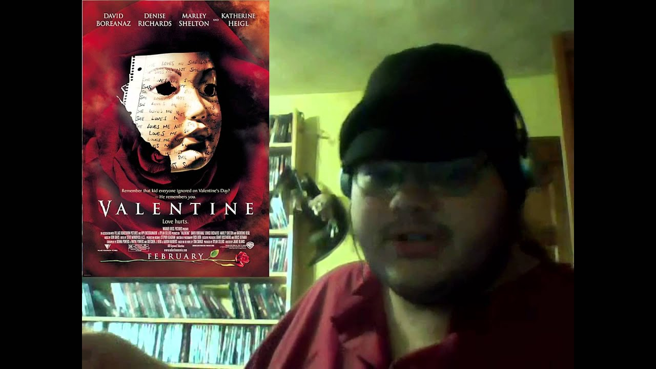 Horror Show Movie Reviews Episode 389 Valentine Youtube
