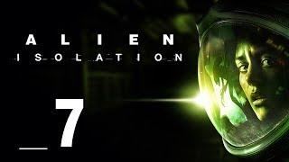 CZY JA KIEDYKOLWIEK WRÓCĘ?? || Alien: Isolation [#7]