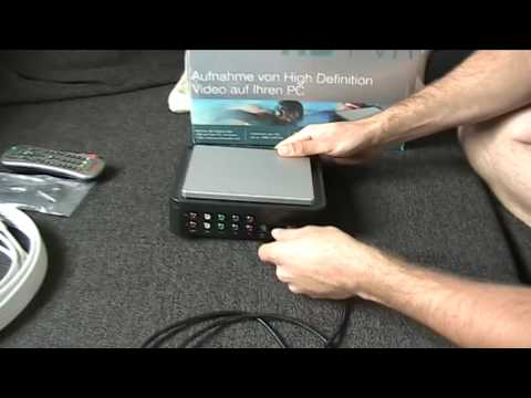 Hauppauge WinTV HD PVR Im Test