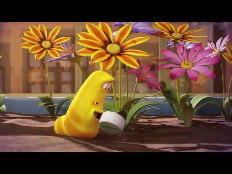 LARVA - IT'S CHRISTMAS TIME SONG | 2016 Full Movie Cartoon | Cartoons For Children | LARVA Official