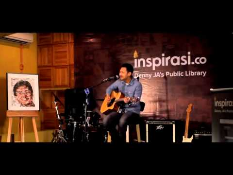 Bondan Prakoso - Imagine John Lennon cover