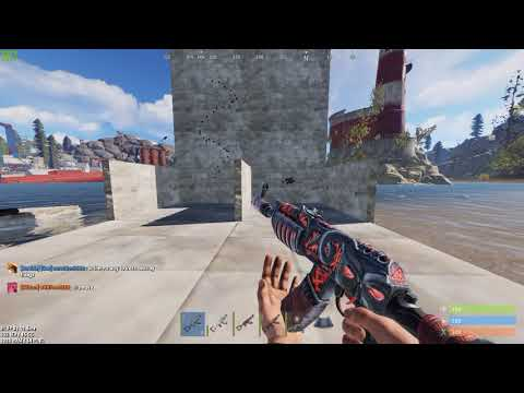 How to control the ak spray pattern in rust!