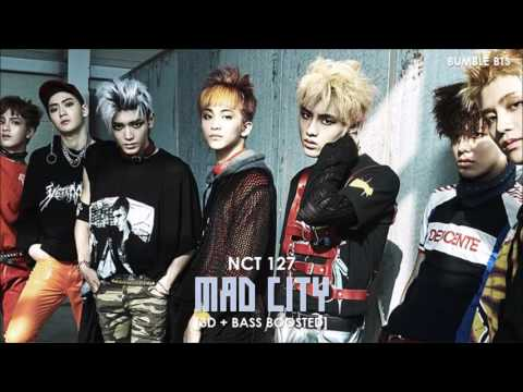 [3D+BASS BOOSTED] NCT 127 (엔시티127) - MAD CITY | bumble.bts