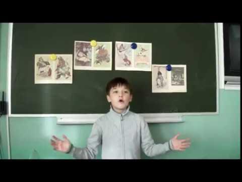 Изображение предпросмотра прочтения – СергейКлюев читает произведение «Ворона и Лисица» И.А.Крылова