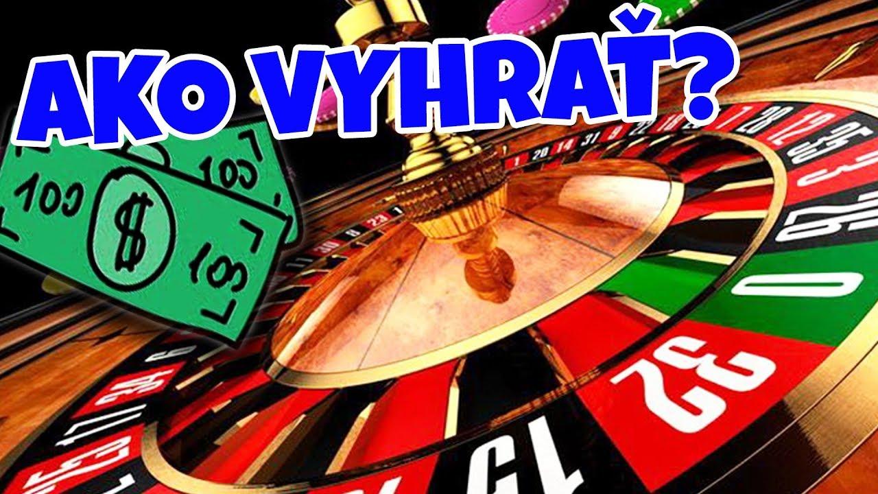 Ako vyhra v rulete, systmy rulety a stratgie