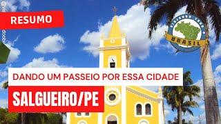 Viajando Todo o Brasil - Salgueiro/PE