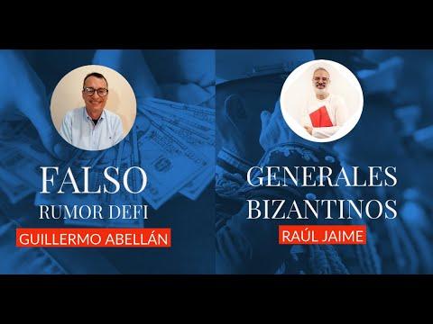 Problema de los Generales Bizantinos - Falso rumor DeFi - 1 Minuto Blockchain - DeFi